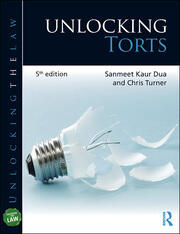 Unlocking Torts - 5th Edition book cover