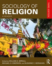 Sociology of Religion : A Reader - 3rd Edition book cover