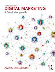 Digital Marketing - 3rd Edition book cover