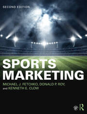 Sports Marketing - 2nd Edition book cover