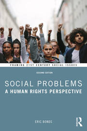 Social Problems : A Human Rights Perspective - 2nd Edition book cover