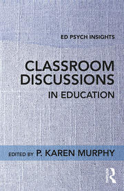 Classroom Discussions in Education - 1st Edition book cover