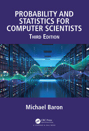 Probability and Statistics for Computer Scientists - 3rd Edition book cover