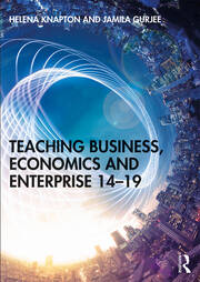 Teaching Business, Economics and Enterprise 14-19 - 1st Edition book cover