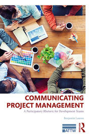 Communicating Project Management - 1st Edition book cover