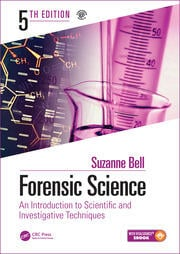 Forensic Science -  5th Edition book cover