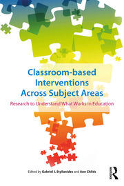 Classroom-based Interventions Across Subject Areas - 1st Edition book cover