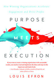 Purpose Meets Execution How Winning Organizations Accelerate Engagement