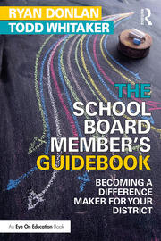 The School Board Member's Guidebook - 1st Edition book cover