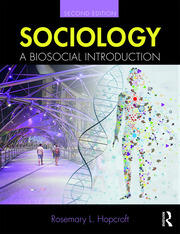 Sociology : A Biosocial Introduction - 2nd Edition book cover
