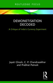 Demonetisation Decoded - 1st Edition book cover