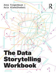 The Data Storytelling Workbook -  1st Edition book cover