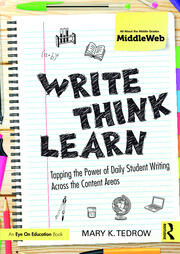 Write, Think, Learn - 1st Edition book cover