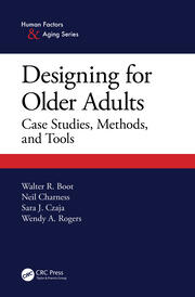 Designing for Older Adults - 1st Edition book cover