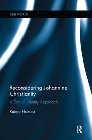 Reconsidering Johannine Christianity - 1st Edition book cover