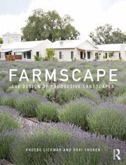 Farmscape : The Design of Productive Landscapes - 1st Edition book cover
