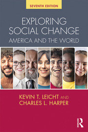 Exploring Social Change : America and the World - 7th Edition book cover