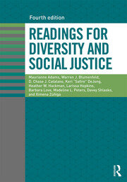 Readings for Diversity and Social Justice - 4th Edition book cover