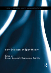 New Directions in Sport History - 1st Edition book cover
