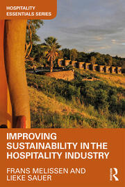 Improving Sustainability in the Hospitality Industry - 1st Edition book cover