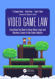 Video Game Law - 1st Edition book cover