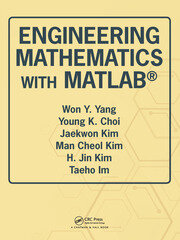 Engineering Mathematics with MATLAB - 1st Edition book cover