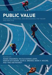 Public Value - 1st Edition book cover