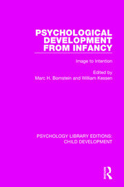 Psychological Development From Infancy - 1st Edition book cover