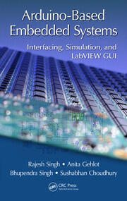 Arduino-Based Embedded Systems: Interfacing, Simulation, and LabVIEW GUI