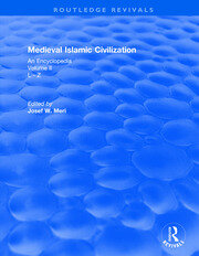 Routledge Revivals: Medieval Islamic Civilization (2006) - 1st Edition book cover