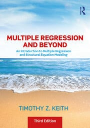 Multiple Regression and Beyond - 3rd Edition book cover