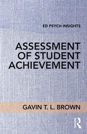 Assessment of Student Achievement - 1st Edition book cover