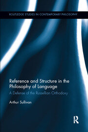 Reference and Structure in the Philosophy of Language - 1st Edition book cover