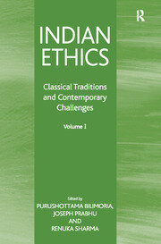 Indian Ethics - 1st Edition book cover