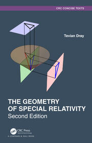 The Geometry of Special Relativity - 2nd Edition book cover