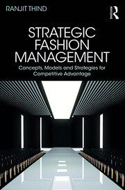 Strategic Fashion Management - 1st Edition book cover
