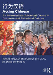Acting Chinese - 1st Edition book cover