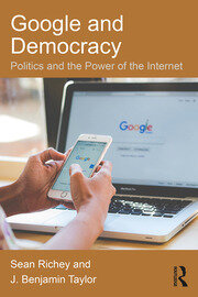 Google and Democracy - 1st Edition book cover