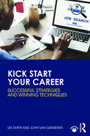 Kick Start Your Career : Successful Strategies and Winning Techniques - 1st Edition book cover