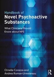 Handbook of Novel Psychoactive Substances - 1st Edition book cover