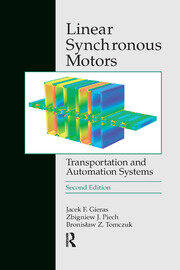 Linear Synchronous Motors - 2nd Edition book cover
