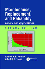 Maintenance, Replacement, and Reliability - 2nd Edition book cover