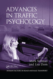 Advances in Traffic Psychology - 1st Edition book cover