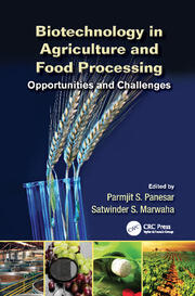 Biotechnology in Agriculture and Food Processing - 1st Edition book cover