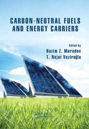Carbon-Neutral Fuels and Energy Carriers - 1st Edition book cover
