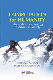 Computation for Humanity: Information Technology to Advance Society
