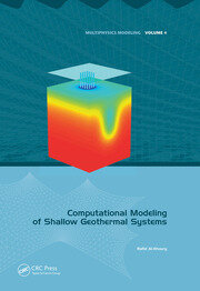 Computational Modeling of Shallow Geothermal Systems - 1st Edition book cover