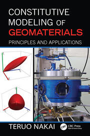 Constitutive Modeling of Geomaterials - 1st Edition book cover