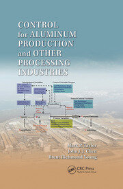 Control for Aluminum Production and Other Processing Industries - 1st Edition book cover