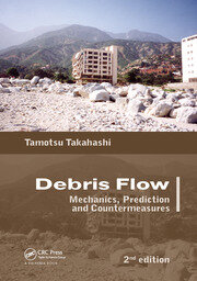 Debris Flow - 2nd Edition book cover